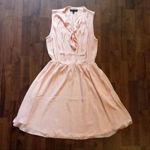 Banana Republic Light Pink Summer Dress